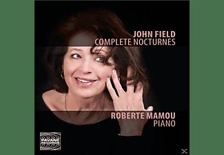 Roberte Mamou - Complete Nocturnes  - (CD)