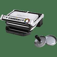 TEFAL GC702D Optigrill + Hamburgerpresse Kontaktgrill