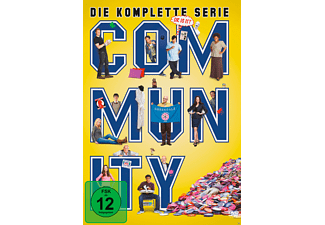 COMMUNITY SERIE KOMPLETT (STANDARD BOX) DVD