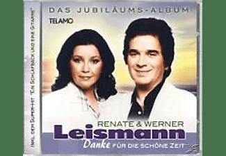 Renate & Werner Leismann - Danke Für Die Schöne Zeit,Dasjubiläums-Album  - (CD)