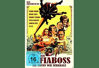 Der Mafiaboss - Sie töten wie Schakale  DVD