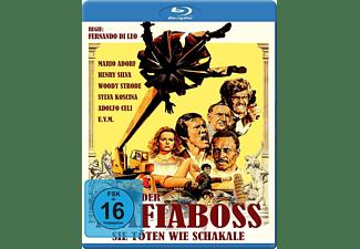 Der Mafiaboss - Sie töten wie Schakale  Blu-ray