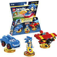 LEGO Dimensions Level Pack - Sonic