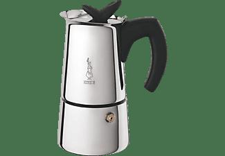 BIALETTI 4272 Musa Restyle Espressokocher Silber