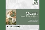 G'ra & Berner - Lieder & Klavierstücke [CD]