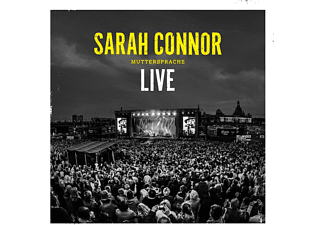 Sarah Connor - Muttersprache-Live  - (CD)