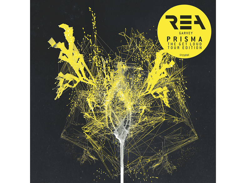 Rea Garvey - Prisma (The Get Loud Tour Edition) [CD + DVD Video]