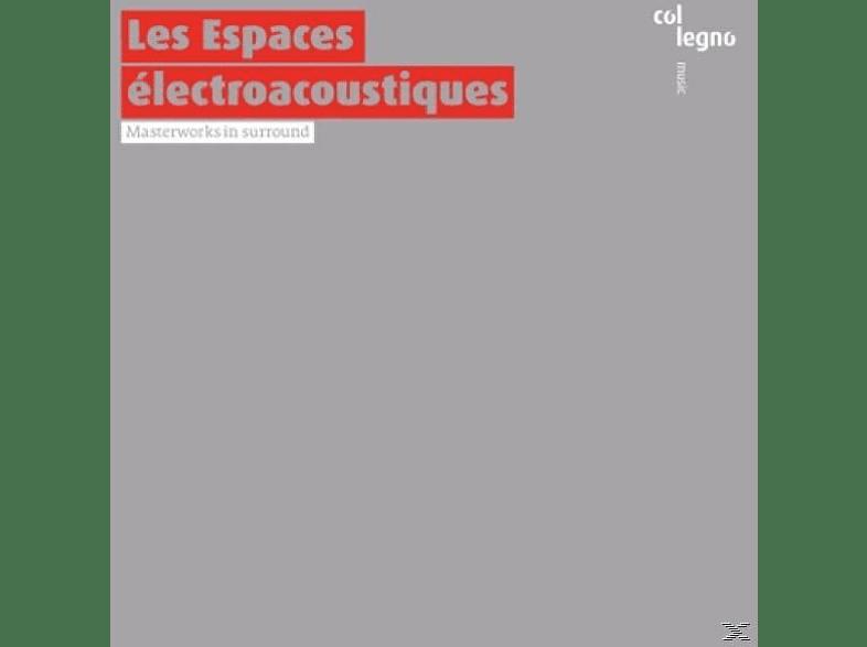 Institute for Computer Music and Sound Technology, Zürcher Hochschule der Künste, VARIOUS - Les Espaces Electroacoustiques [SACD Hybrid]