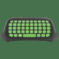 SNAKEBYTE SB909894 Xbox One KEY:PAD™ - Controller Tastatur, Schwarz/Grün