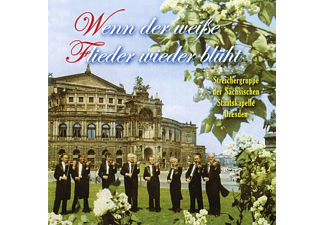 Streichergruppe Der Sächsischen Staatskapelle - Wenn Der Weiße Flieder Wieder Blüht  - (CD)