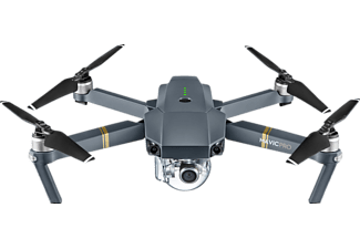 DJI Mavic Pro + Fly More Combo Drohne, Schwarz
