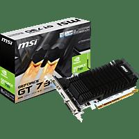 MSI GeForce® GT 730 2GB DDR3 (V809-001R) (NVIDIA, Grafikkarte)