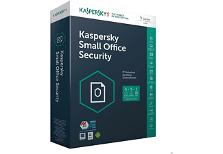Kaspersky Small Office Security (5 User) - [PC]