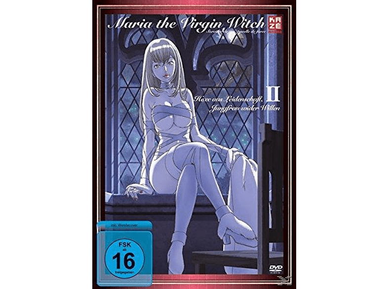 Maria The Virgin Witch - Vol. 2 [DVD]