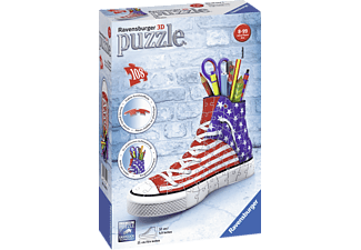 RAVENSBURGER Sneaker 3D Puzzle Mehrfarbig