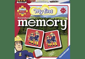 RAVENSBURGER Feuerwehrmann Sam - Mein erstes memory® Gesellschaftsspiel
