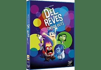 Del Revés (Inside Out) - Dvd
