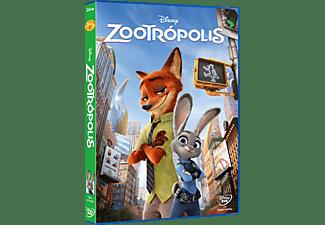 Zootrópolis - DVD