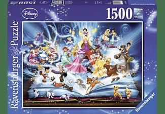 RAVENSBURGER Disney´s magisches Märchenbuch Puzzle Mehrfarbig
