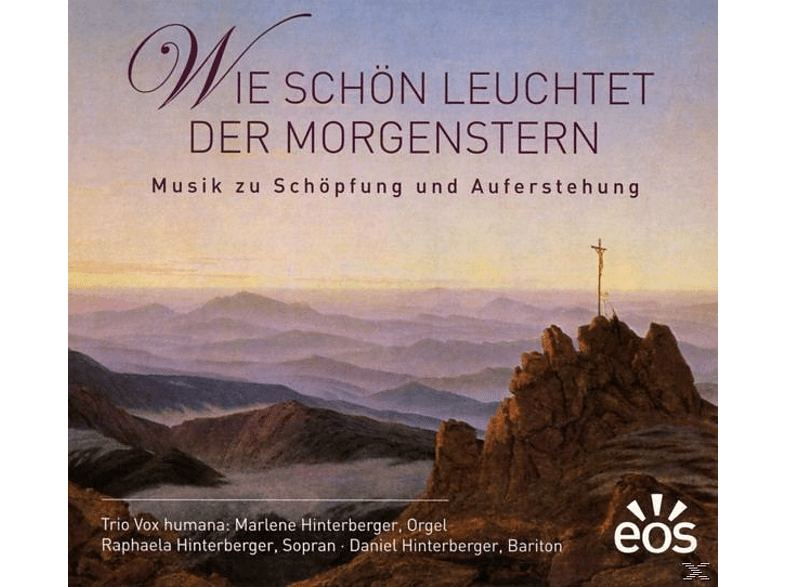 Trio Vox Humana - Wie schön leuchtet der Morgenstern [CD]