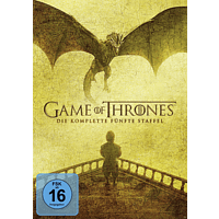 Game of Thrones - Staffel 5 (5 Discs) [DVD]