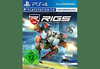 RIGS: Mechanized Combat League - [PlayStation 4]