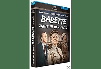 Babette zieht in den Krieg Blu-ray