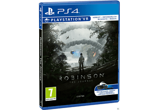 PS4 Robinson: The Journey