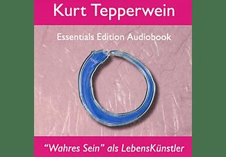 """Kurt Tepperwein - """"Wahres Sein"""" als Lebenskünstsler  - (CD)"""