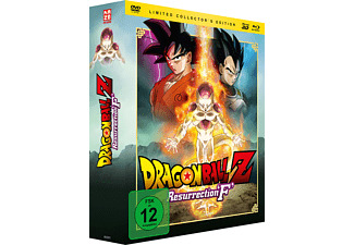 Dragonball Z: Resurrection 'F' - Limited Collector's Edition - (3D Blu-ray + Blu-ray + DVD)