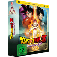 Dragonball Z: Resurrection 'F' - Limited Collector's Edition 3D Blu-ray + Blu-ray + DVD