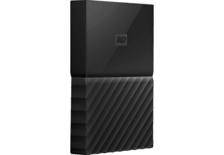 "Disco duro 1 TB -Western Digital My Passport, Usb 3.0, 2.5"", Negro"