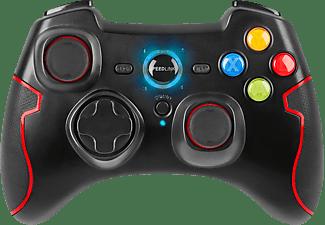 SPEEDLINK Gamepad für PC und PS3, kabellos (SL-6576-BK-02)