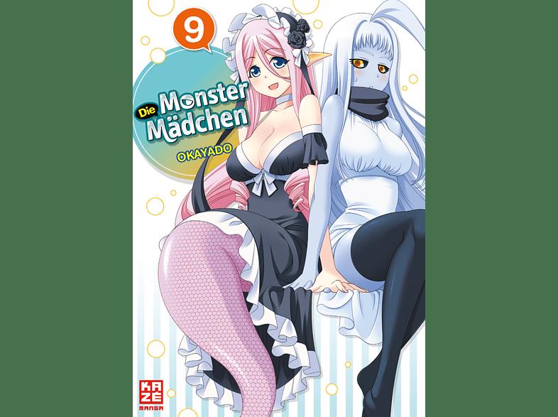 Die Monster Mädchen - Band 9