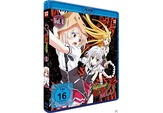 Highschool DxD New - Vol. 4 Blu-ray