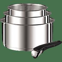 TEFAL L94195 Ingenio Preference 3-tlg. Kasserollen-set (Edelstahl, )