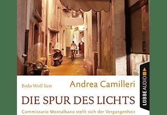 Camilleri Andrea - Die Spur des Lichts  - (CD)