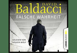 David Baldacci - Falsche Wahrheit  - (CD)