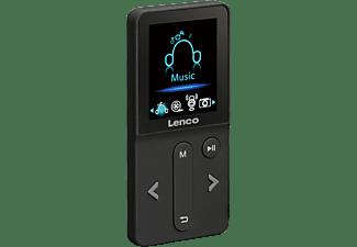 LENCO Xemio-240 Mp3-Player 4 GB, Schwarz