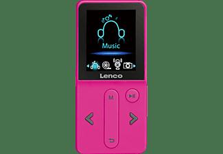 LENCO Xemio-240 Mp3-Player 4 GB, Pink