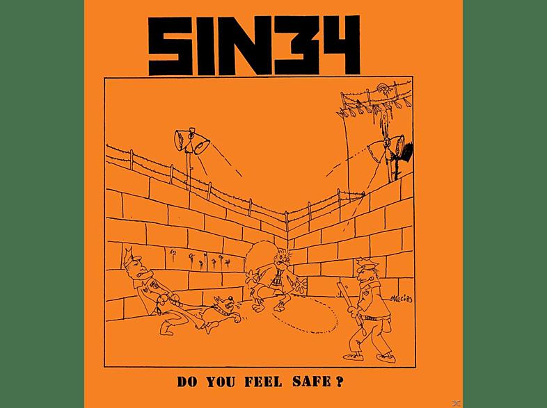 Sin 34 - Do You Feel Safe? [CD]