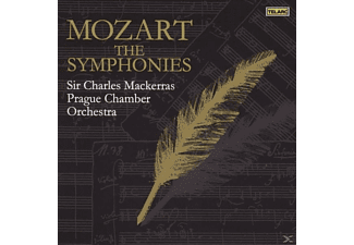 Sir Charles Mackerras - Sinfonien (GA)  - (CD)