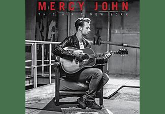 Mercy John - THIS AIN'T NEW YORK  - (Vinyl)