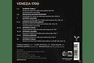 B'atrice Berrut - Venezia 1700 [CD]