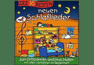 Sommerland,S./Glück,K.& Kita-Frösche,Die - Die 30 Besten Neuen Schlaflieder Für Kinder [CD]