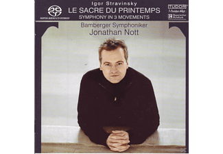 Bamberger Symphoniker - LE SACRE DU PRINTEMPS/SYMPHONY IN 3 - (CD)
