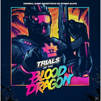 Power Glove - Trials Of The Blood Dragon/OST [CD]