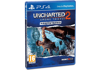 Uncharted 2: Among Thieves Remastered PlayStation 4