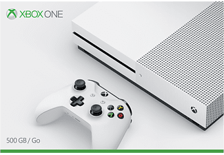 MICROSOFT Xbox One S 500GB Konsole