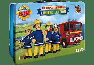 Feuerwehrmann Sam - Staffel 8 (Metallkoffer) (5 Discs) DVD